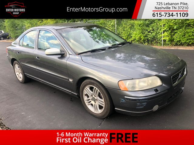 Used Volvo S60 >> 2005 Used Volvo S60 2 5t At Enter Motors Group Nashville Tn Iid