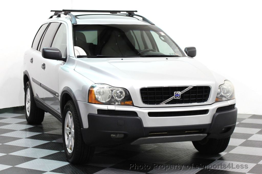 2005 Volvo Xc90 2 5 Awd Suv 7 Penger With Dvd 16112285 1