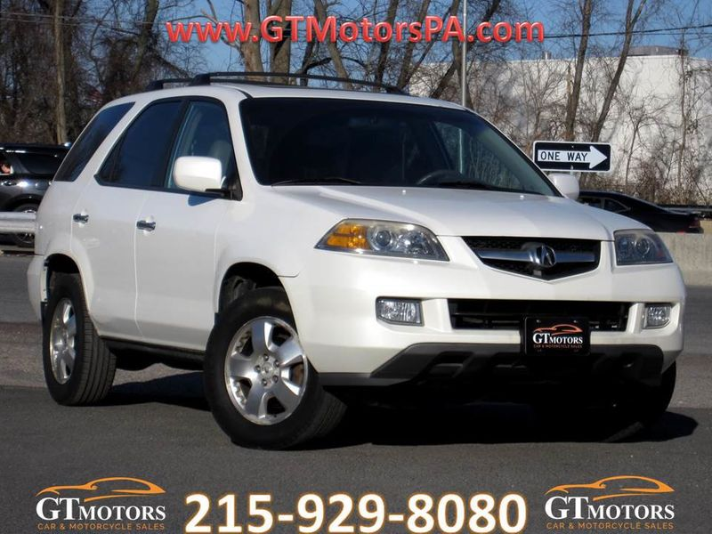 2006 Acura MDX 4dr SUV Automatic Touring - 19863718 - 0