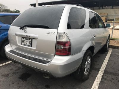 2006 Acura MDX 4dr SUV Automatic Touring w/Navi - Click to see full-size photo viewer