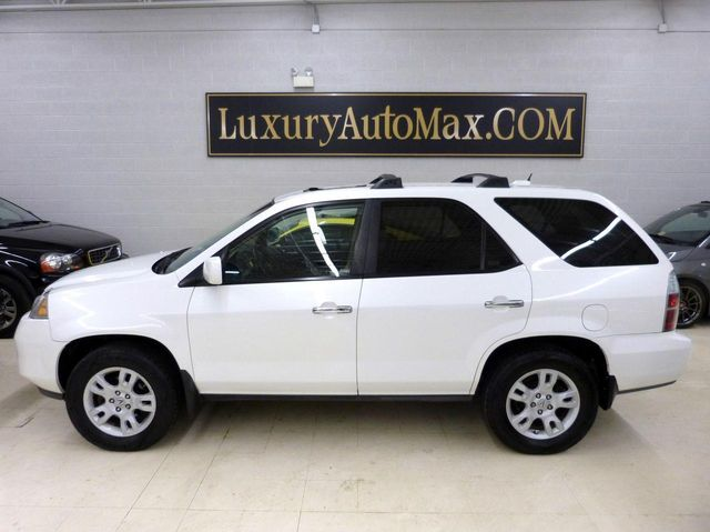 Used Acura MDX Dr SUV Automatic Touring WNavi At Luxury - Acura mdx used 2006