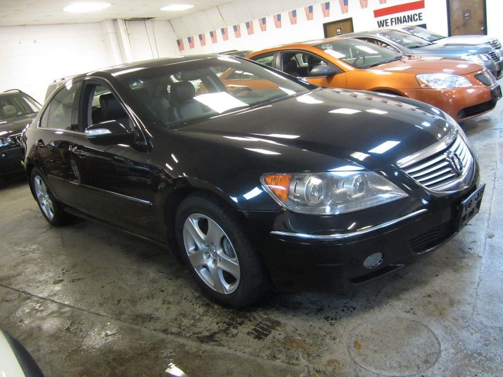 Used Acura RL Dr Sedan Automatic At Contact Us Serving Cherry - Acura rl used