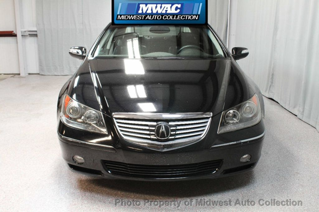 Used Acura RL AWD DEALER SERVICED SINCE NEW LEATHER AWD NAVI - Used acura rl