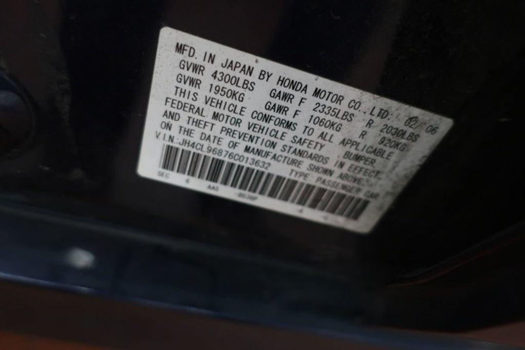 2006 Acura TSX 4dr Sedan Automatic - 17118101 - 2