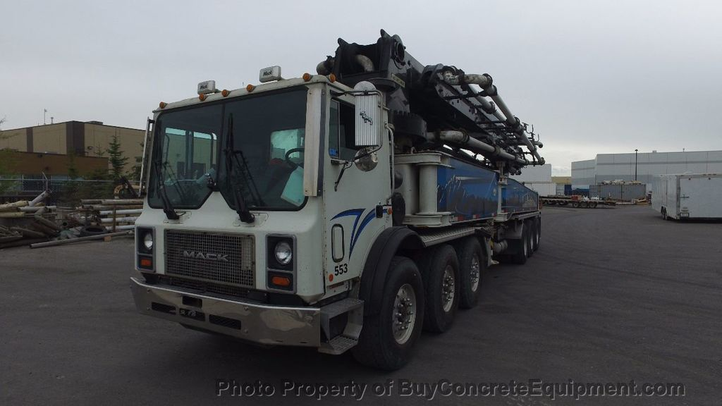 2006 Alliance 55m Mack Chassis - 15465764 - 1