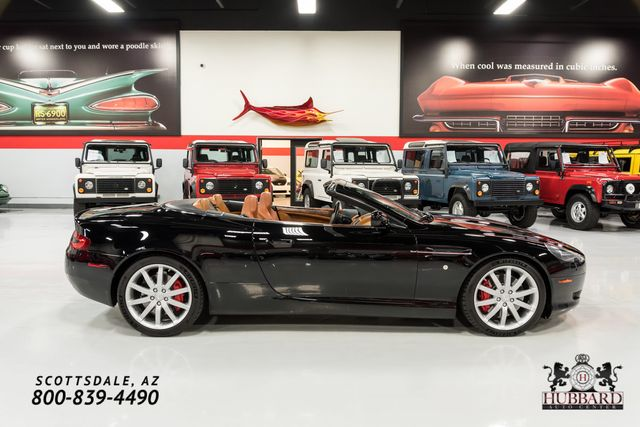 2006 Aston Martin DB9 2dr Volante Automatic - Click to see full-size photo viewer