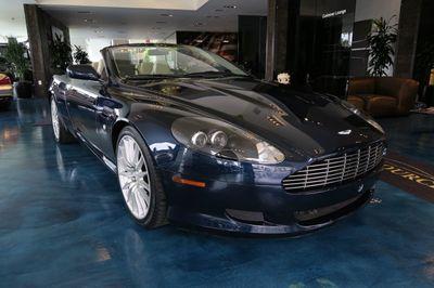 2006 Aston Martin DB9 2dr Volante Automatic Convertible