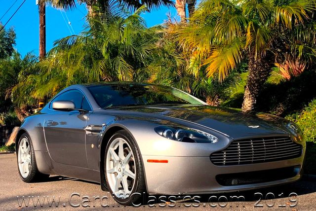 2006 Aston Martin Vantage V8 Coupe  - Click to see full-size photo viewer