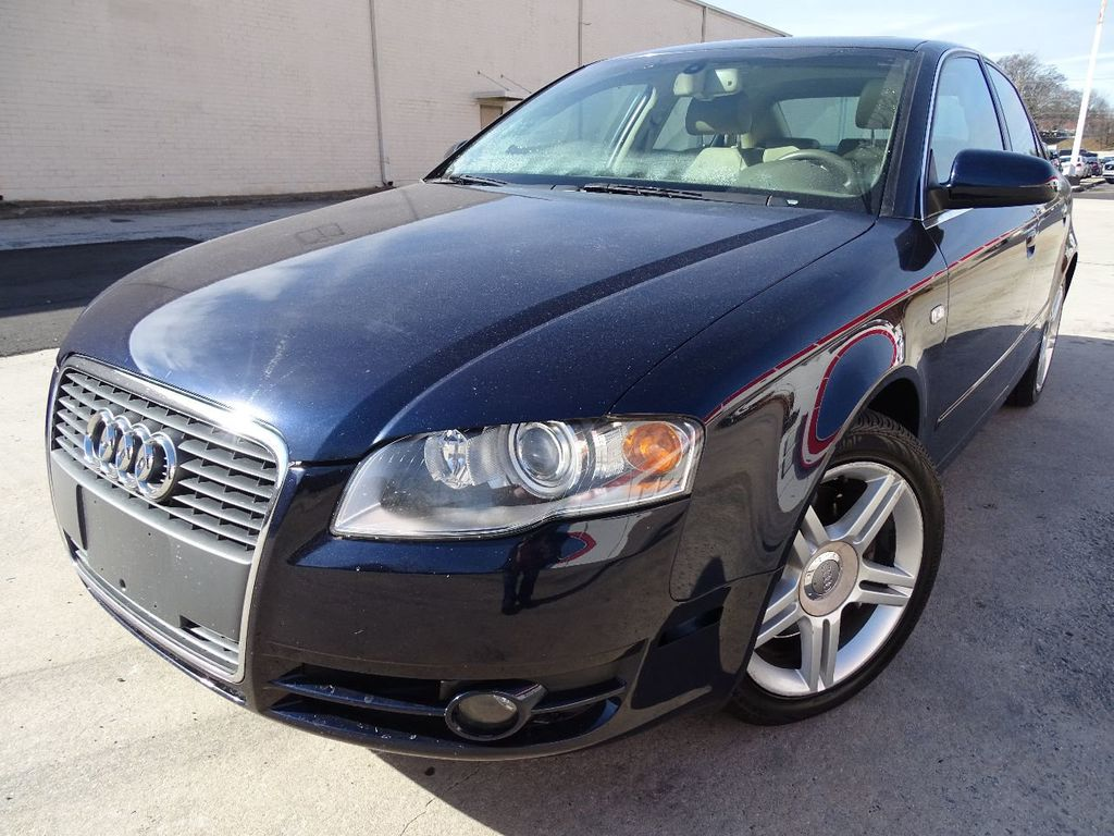 Used Audi A T At One And Only Motors Serving Doraville GA - 2006 audi a4