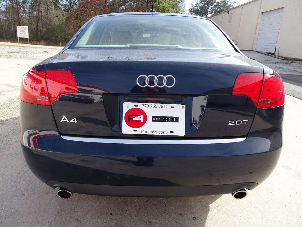 Used Audi A T At One And Only Motors Serving Doraville GA - Audi a4 used cars