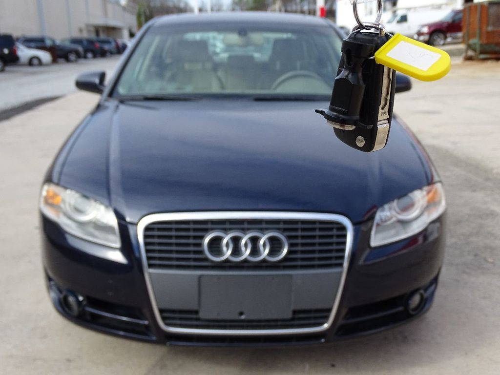 2006 used audi a4 2 0t at one and only motors serving. Black Bedroom Furniture Sets. Home Design Ideas