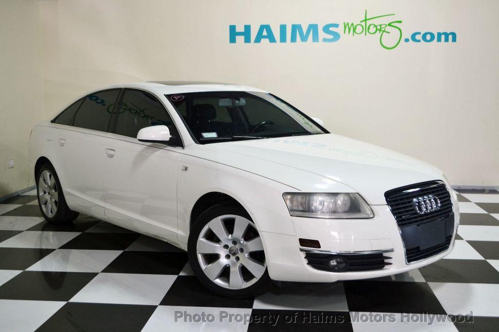 Used Audi A Dr Sedan L Quattro Automatic At Haims Motors - 2006 audi a6
