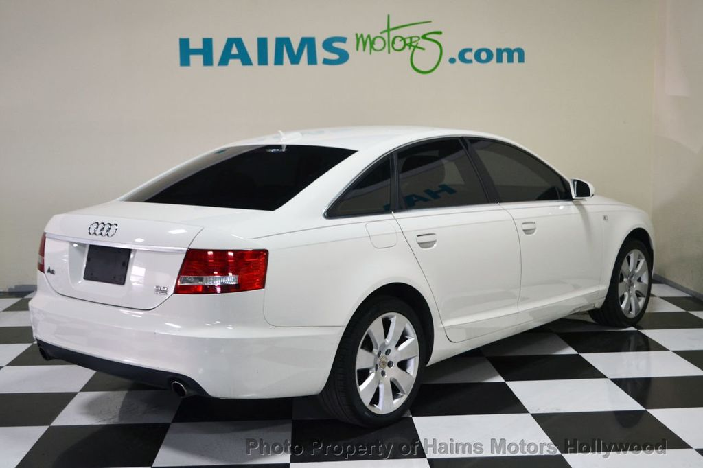 2006 used audi a6 4dr sedan 3 2l quattro automatic at. Black Bedroom Furniture Sets. Home Design Ideas
