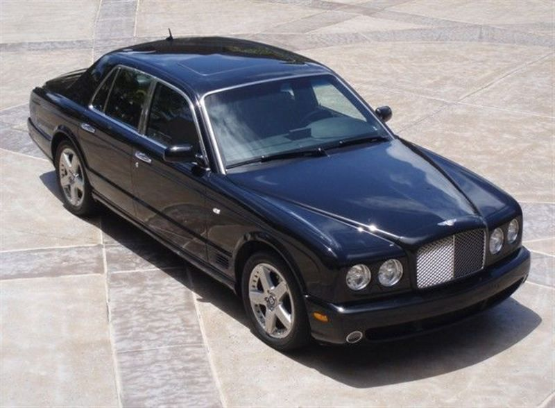 2006 used bentley arnage t at sports car company, inc. serving la