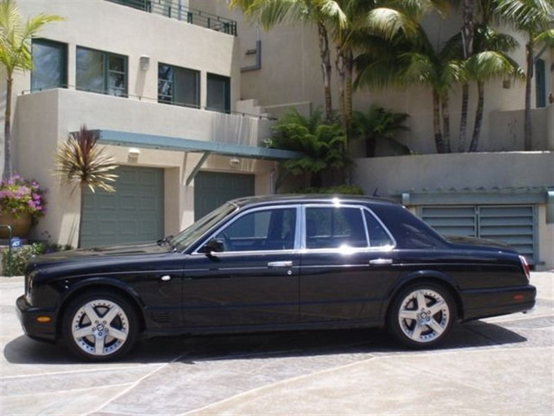 2006 Used Bentley Arnage T At Sports Car Company Inc Serving La