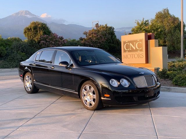 2006 Used Bentley Continental Flying Spur 4dr Sedan AWD at CNC Motors Inc   Serving Upland, CA, IID 19060018