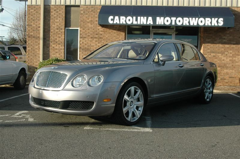 2006 Bentley Continental Flying Spur Base Trim - 8107322 - 0