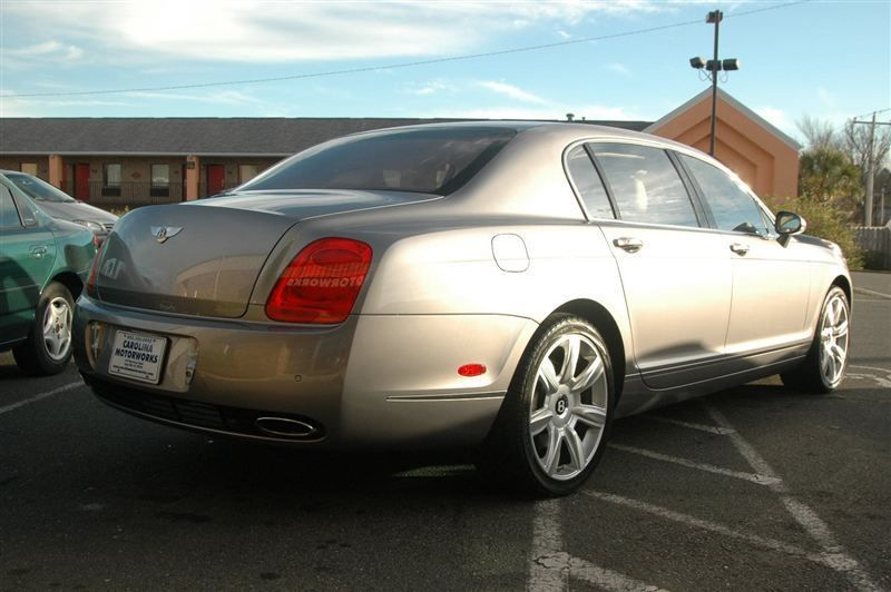 2006 Bentley Continental Flying Spur Base Trim - 8107322 - 1
