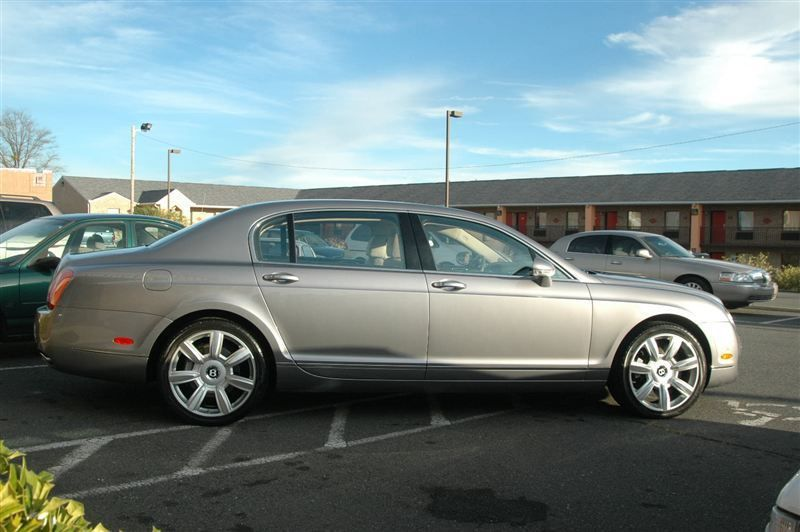 2006 Bentley Continental Flying Spur Base Trim - 8107322 - 2