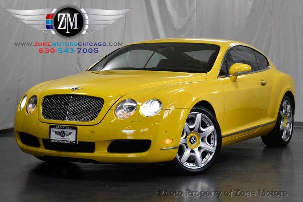 2006 Bentley Continental GT 2dr Coupe - 18403536 - 0