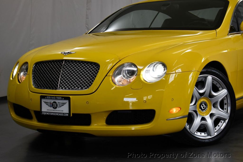 2006 Bentley Continental GT 2dr Coupe - 18403536 - 1