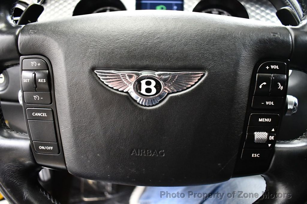 2006 Bentley Continental GT 2dr Coupe - 18403536 - 33