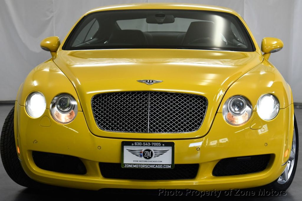 2006 Bentley Continental GT 2dr Coupe - 18403536 - 3