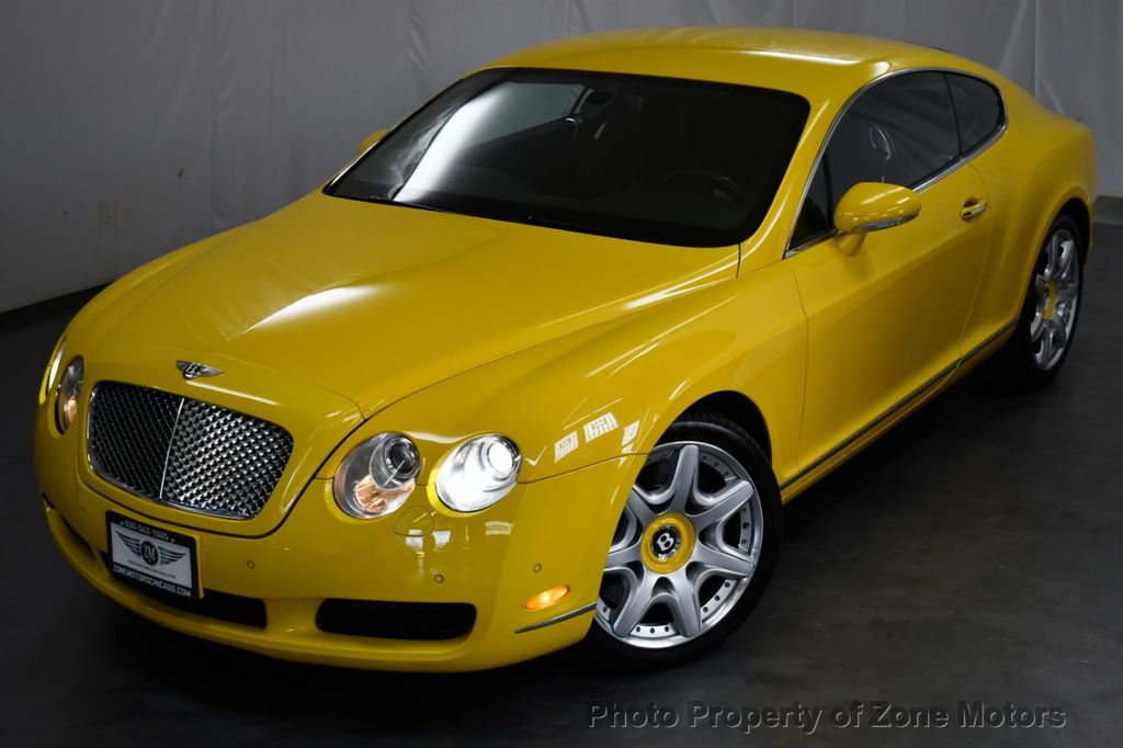 2006 Bentley Continental GT 2dr Coupe - 18403536 - 4