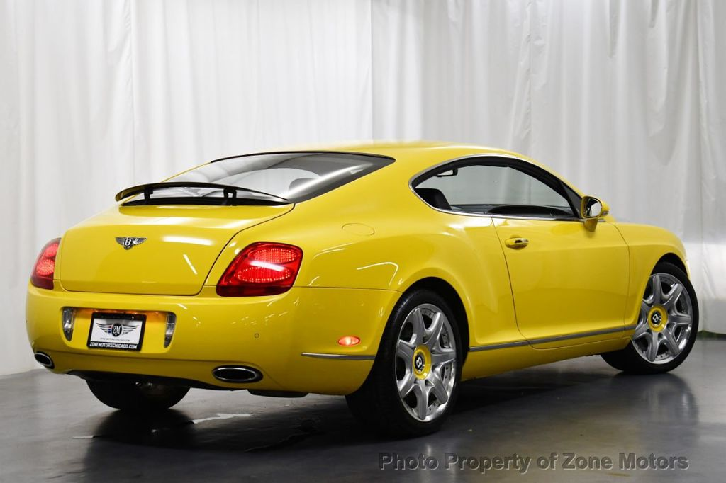 2006 Bentley Continental GT 2dr Coupe - 18403536 - 8