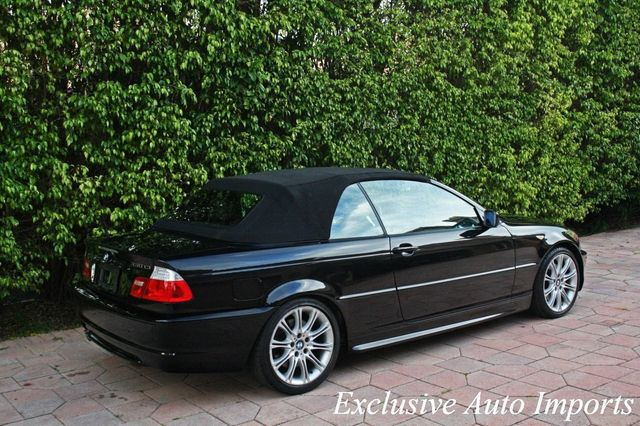 2006 Used BMW 3 Series 2006 BMW E46 330Ci 330i CONVERTIBLE ZHP M
