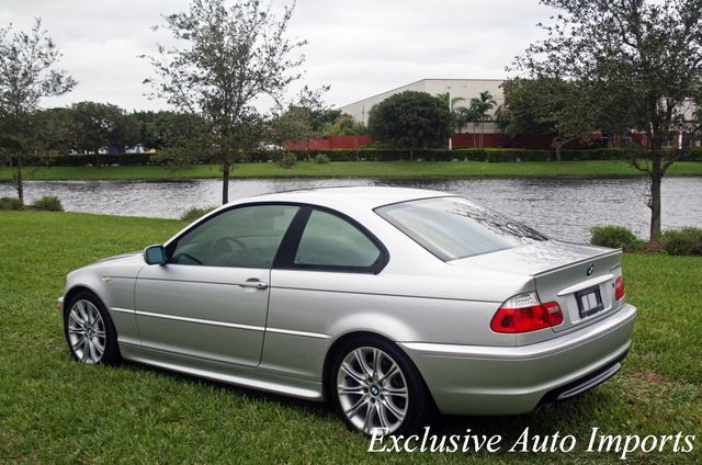 2006 BMW 3 Series 2006 BMW E46 330Ci 330i COUPE ZHP M PERFORMANCE PACKAGE 1-OWNER  - Click to see full-size photo viewer