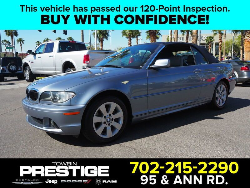 2006 BMW 3 Series 325Ci - 17711372 - 0