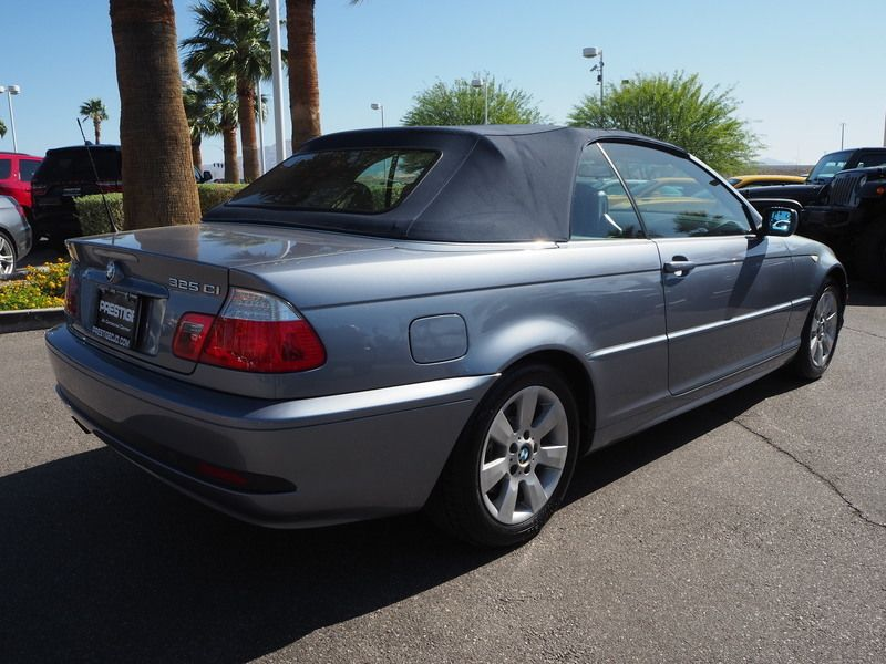 2006 BMW 3 Series 325Ci - 17711372 - 10