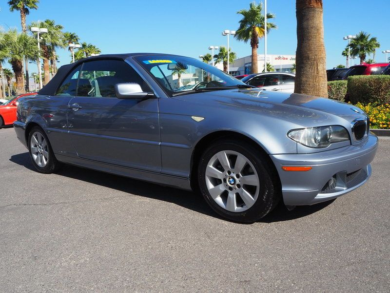 2006 BMW 3 Series 325Ci - 17711372 - 2
