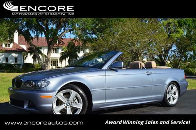 2006 BMW 3 Series 325Ci Convertible W/Premium and Sport Packages