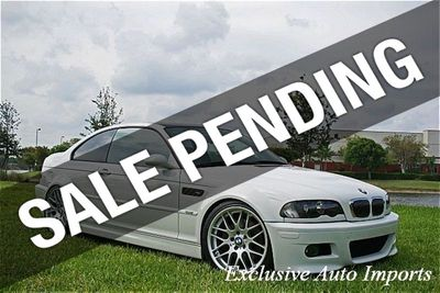 2006 BMW 3 Series M3 2dr Cpe Coupe