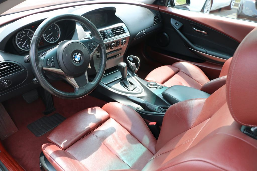 2006 BMW 6 Series 650Ci 2dr Cpe - 17981181 - 9
