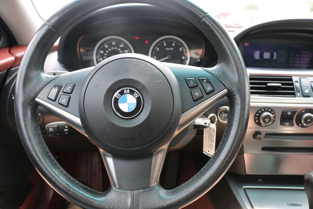 2006 BMW 6 Series 650Ci 2dr Cpe - 17981181 - 21