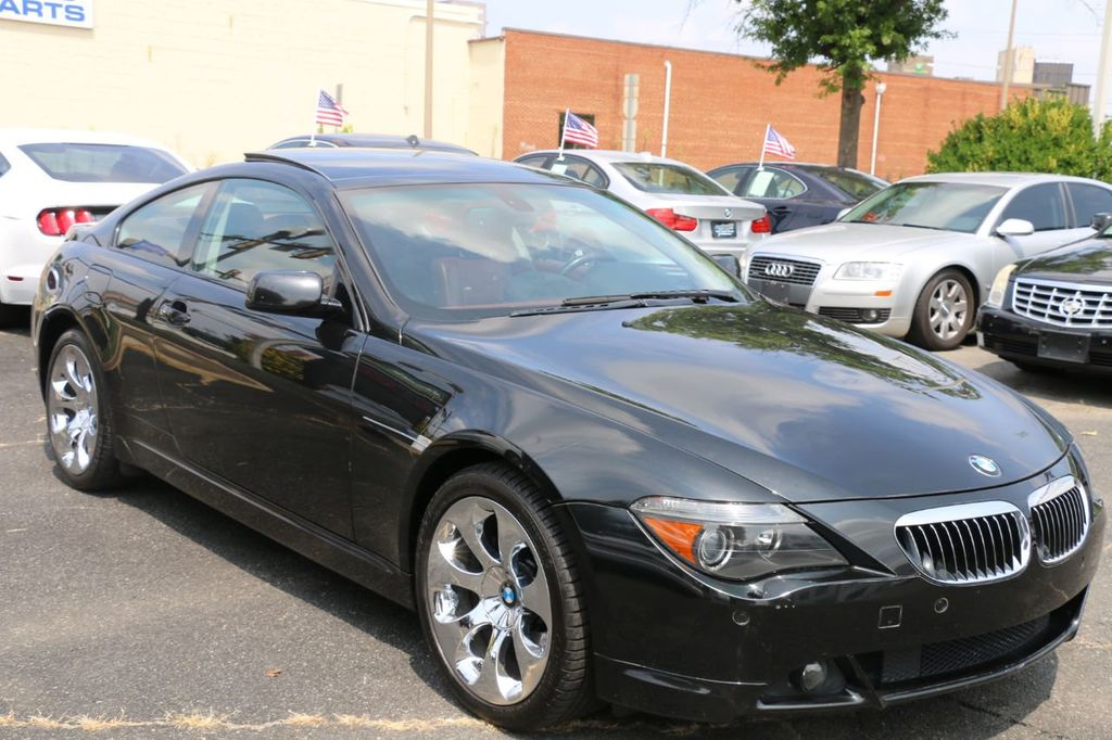 2006 BMW 6 Series 650Ci 2dr Cpe - 17981181 - 2