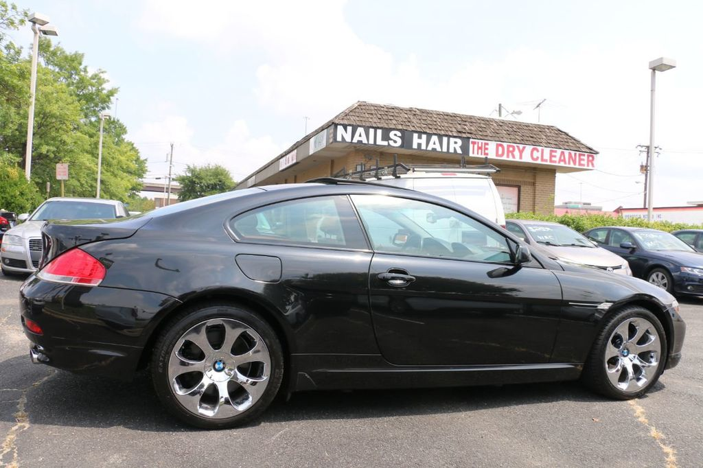 2006 BMW 6 Series 650Ci 2dr Cpe - 17981181 - 4