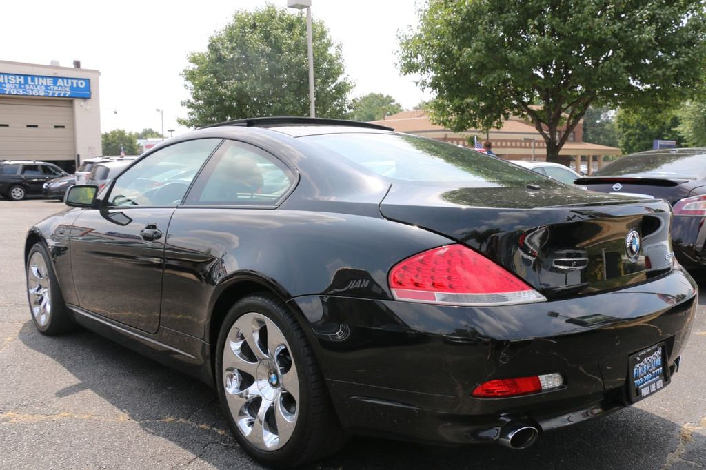2006 BMW 6 Series 650Ci 2dr Cpe - 17981181 - 6