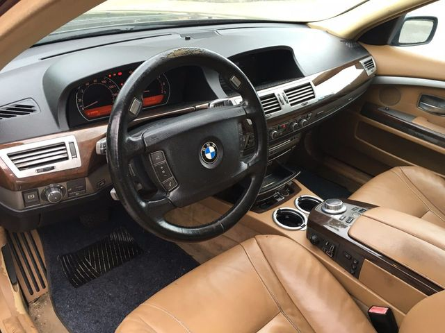 2006 Used Bmw 7 Series 750i At A Luxury Autos Serving Miramar Fl