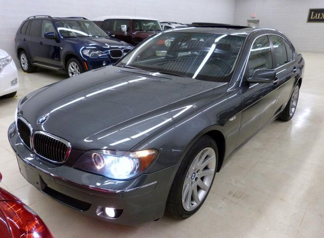 2006 Used Bmw 7 Series 750i At Luxury Automax Serving Chambersburg