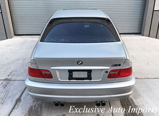 2006 BMW M3 E46 M3 ZCP COUPE COMPETITION PACKAGE UPGRADES - Click to see full-size photo viewer