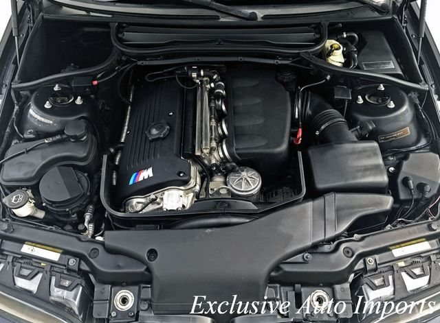2006 BMW M3 E46 M3 ZCP COUPE COMPETITION PACKAGE VORSTEINER UPGRADES - Click to see full-size photo viewer