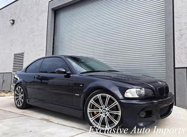 2006 Used Bmw M3 E46 M3 Zcp Coupe Competition Package Vorsteiner