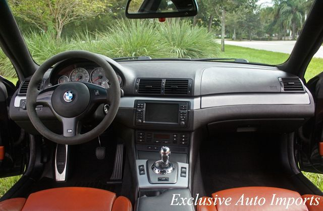2006 BMW M3 E46 ZCP COMPETITION PACKAGE DINAN NAVIGATION SMG - Click to see full-size photo viewer