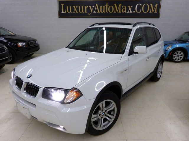 2006 Used BMW X3 3.0i at Luxury AutoMax Serving Chambersburg, PA ...