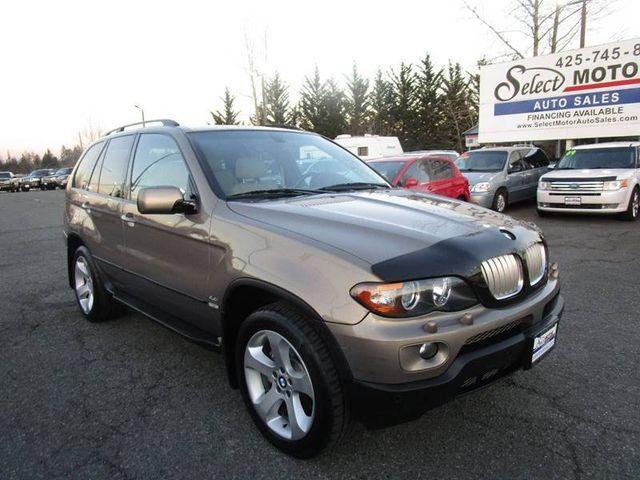 2006 Bmw X5 4 4i Sav For Sale Lynnwood Wa 6 988 Motorcar Com