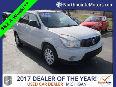 2006 Buick Rendezvous - 3G5DB03L56S551941
